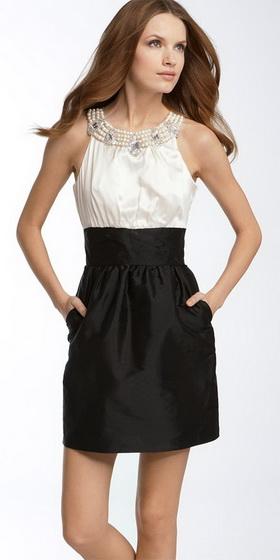 Модели платьев для короткой талии