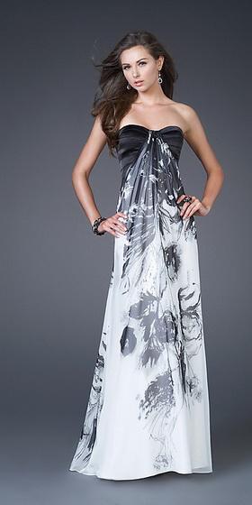 Платья с завышенной талией
