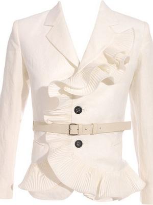 giacca romantica elegante