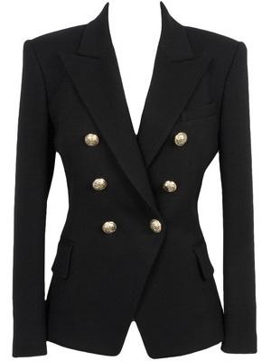 giacca elegante scura,giacca doppio petto.