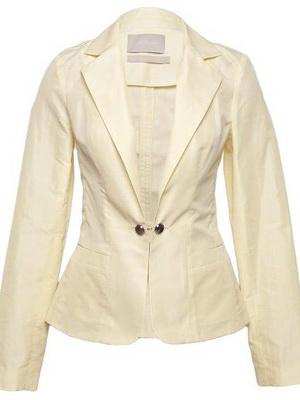 giacca semplice avvitata