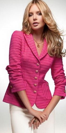giacca avvitata rosa,giacca avvitata