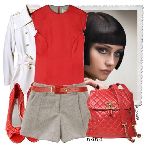 8 Жіночі шорти
