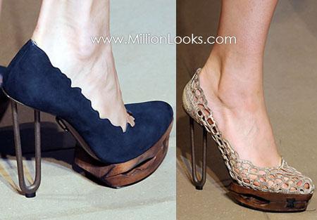 весна 2010 – обувь