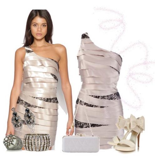 Модели в коротких платьях новые