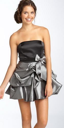 Выпускные платья 2011 фото