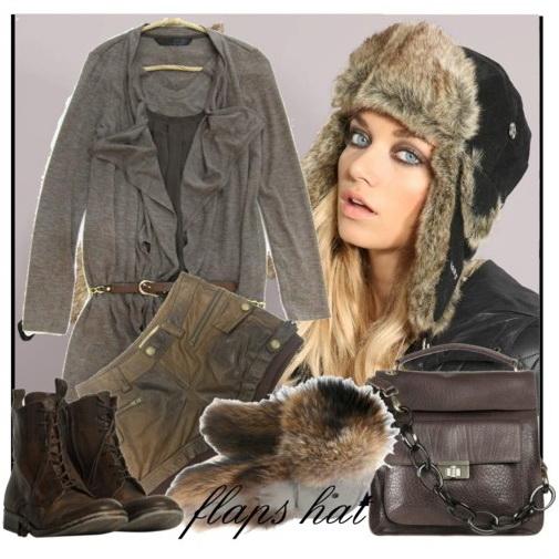 шапка из овчины - Самое интересное в блогах e4fdb8f97f68c