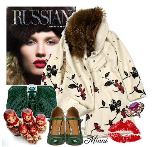Русская одежда