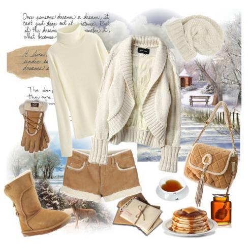 Осень-зима 10-11 - Магазины одежды - Abnovki.ru - Салоны красоты в шорты...