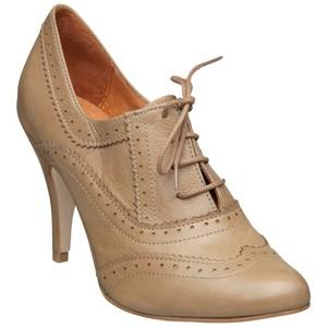 Броги ботинки