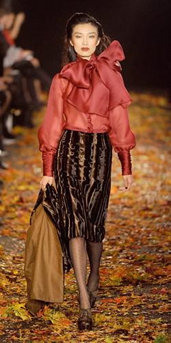 Модные Блузки Осень-Зима 2013-2017