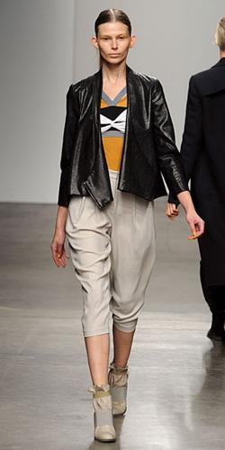 Модные Женские Брюки Осень 2013