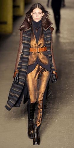 Модные брюки осень-зима 2012-2013