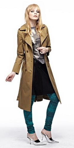Модные плащи осень 2012 и весна 2013