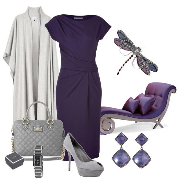 Обтягивающие платья
