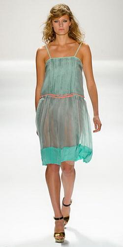Фото прозрачное летние платье