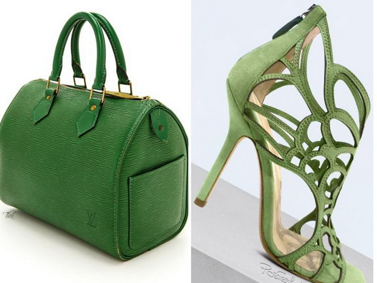 Лаковые женские сумки : стильные модели ( фото )