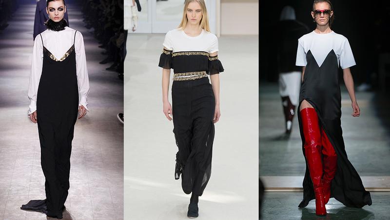 Одежда 2017 года модные тенденции фото