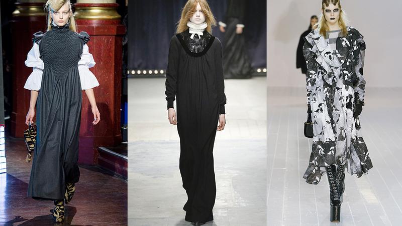 модные тенденции зима 2017