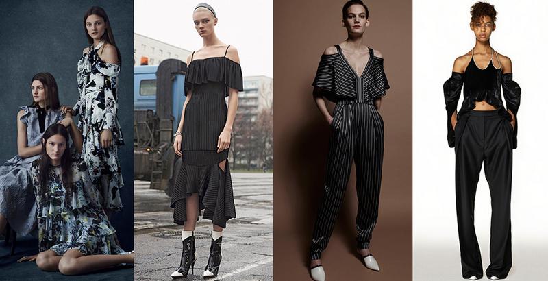 Фото модной одежды на 2017 год