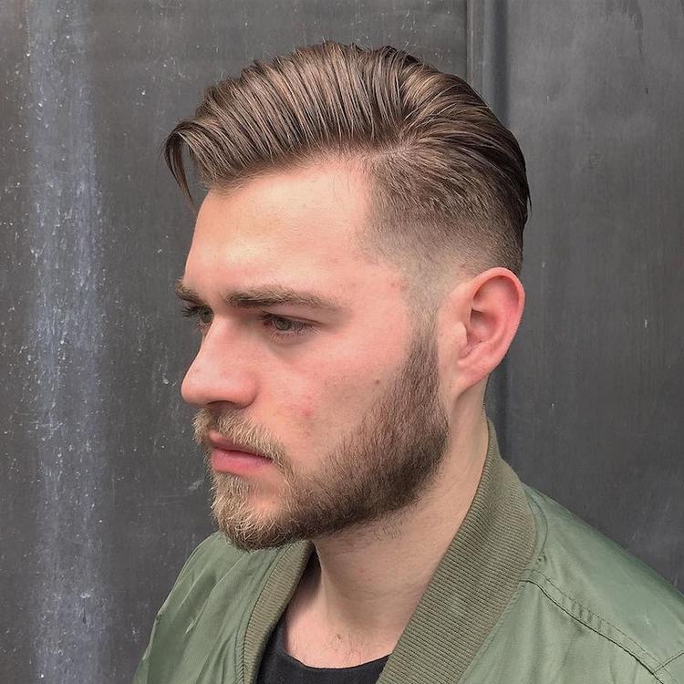 Модные стрижки мужские 2017 на средние волосы