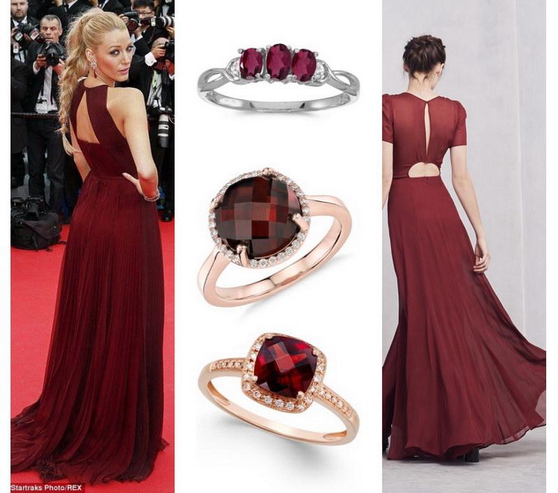 красивое платье фото цвета фото