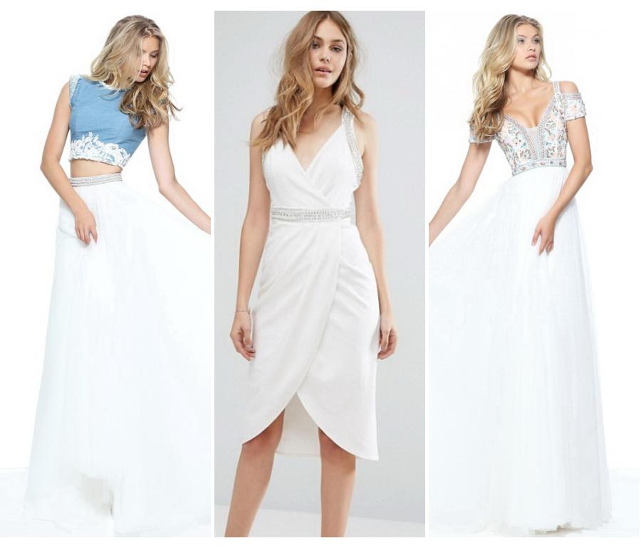 Платья на выпускной 2017