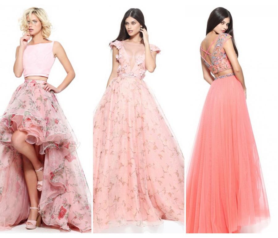 Новые платья 2017