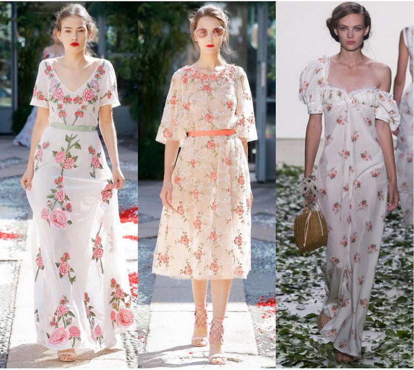 Летние платья 2018 купить