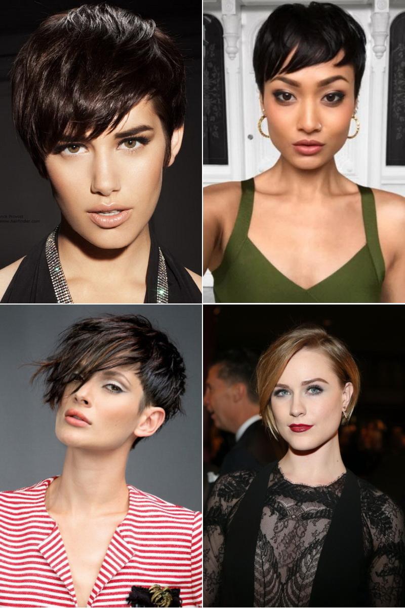Идеальная длина модные стрижки на средние волосы 2017