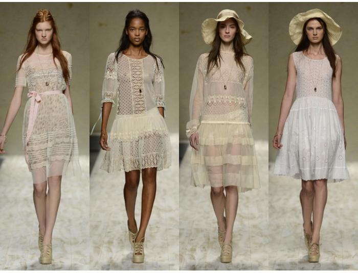 Платья коллекция 2013 лето