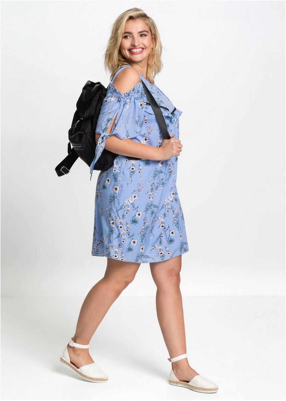 33b015b03b1 100+ самых красивых летних платьев для полных