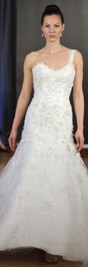Свадебные платья 2013