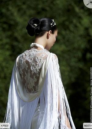 Модные прически 2014