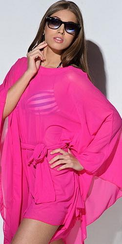 Модные туники 2013