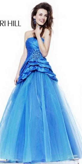 платья на выпускной 2013