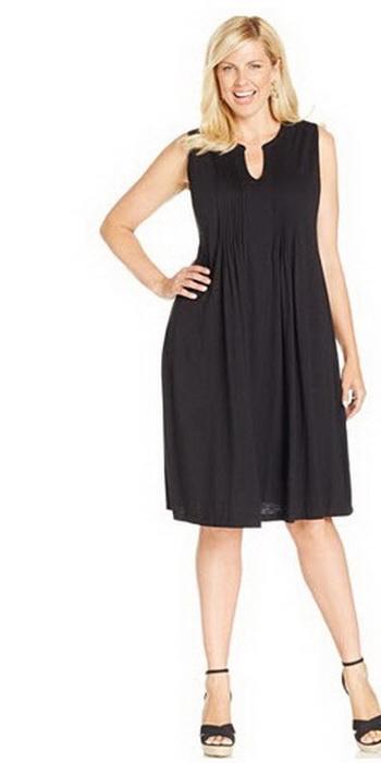Стильные платья на 50 размер