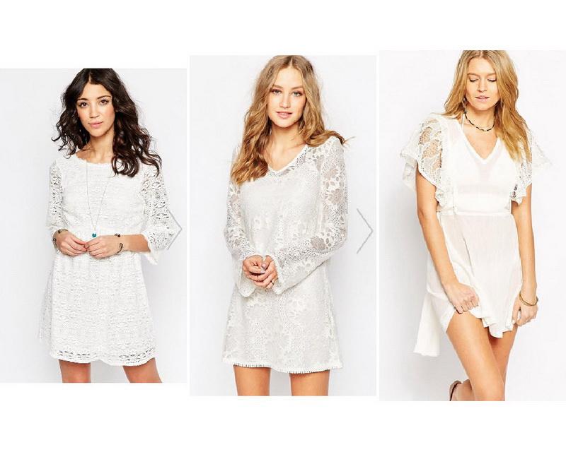 Купить Короткое Свадебное Кружевное Платье
