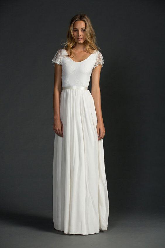Модный рукав на платье 2017