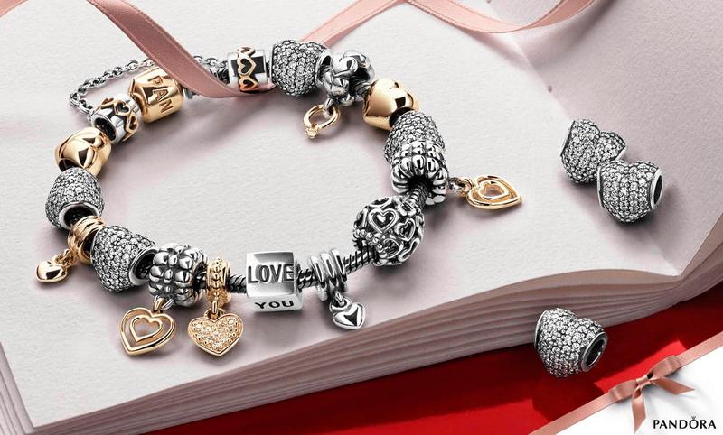 Что обозначают шармы на браслете пандора