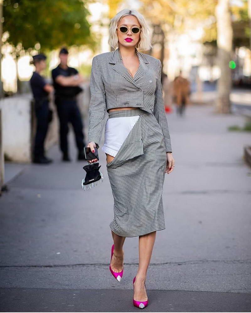 Все модные женские костюмы 2022: Фото. Новинки. Фасоны